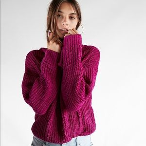 Express Cozy sweater🧵